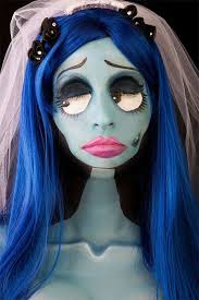 15 corpse bride makeup ideas