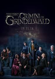 Animali Fantastici 2 - I Crimini di Grindelwald (2018) streaming ...