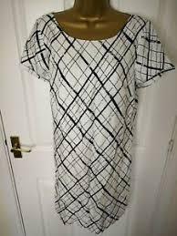 womens las midi dress size 12 white
