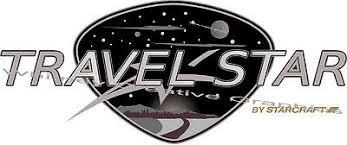 Travel Star 2 By Starcraft Rv Logo Decal Travel Trailer Graphic Made Fresh Ebay