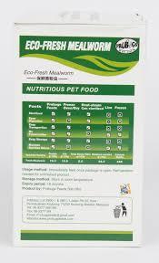 probugs eco fresh mealworms