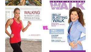 walking workout faceoff walking for