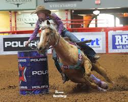 Jimmie Smith, Kassie Mowry Finish One-Two in Stacked RFD-TV's The American  Semifinals Slack - Barrel Horse News