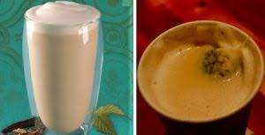 new tazo tea lattes at starbucks