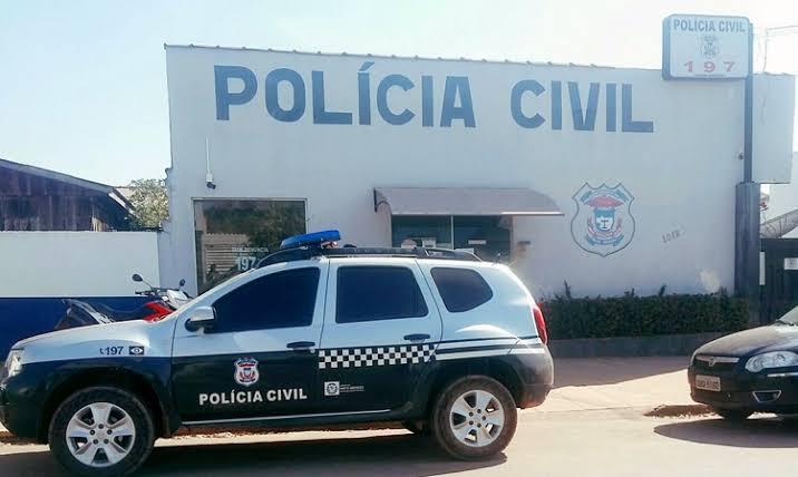 """Resultado de imagem para policia civil de guaranta do norte"""""""