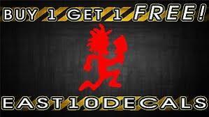 Hatchet Man Icp Car Decal Sticker Windshield Banner Buy 1 Get 1 Free Ebay