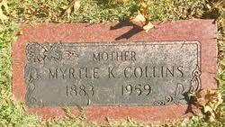 Myrtle Eva Kratz Collins (1883-1959) - Find A Grave Memorial