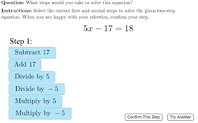 lr1 01 cyu2 solving two step equations
