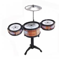 dpny desk top drum kit miniature
