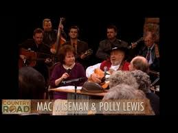 """Mac Wiseman & Polly Lewis - """"I'd Rather Live By the Side of the ..."""