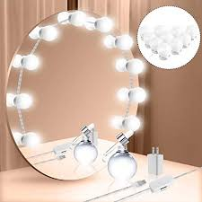 hollywood style led vanity lights