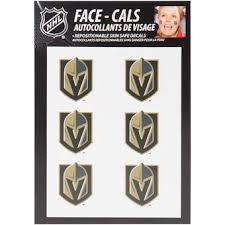 Vegas Golden Knights Car Decals Knights Car Stickers Auto Decals Shop Nhl Com