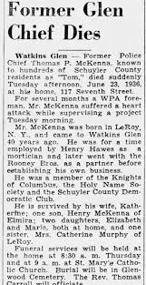 Obituary for Thomas P. McKenna - Newspapers.com