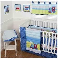 sumersault 10 piece crib bedding set