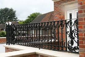 Home Custom Made Fence Wrought Iron Railing Design For Balcony Home Depot For Sale Iok 221 You Fine Sculpture