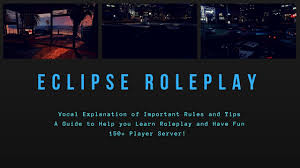 eclipse roleplay guide server rules