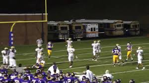 Northwestern High School Football Game ...