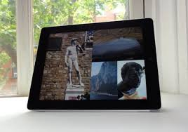 ipad into a digital picture frame