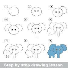 Bố mẹ cùng giúp các bé tập vẽ các loài... - Trường Mầm Non Ngôi Sao Xinh