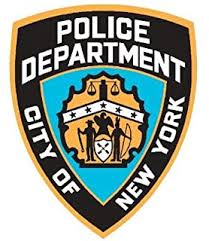 Amazon Com Nypd New York Police Department Vinyl Decal Stickercar Decal Bumper Sticker For Use On Laptops Windows Scrapbook Luggage Lockers Cars Trucks Kitchen Dining