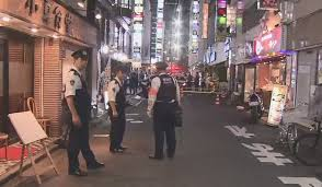 s spiking in kabukicho after