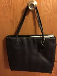 nwt coach xl pebbled leather tote 29429