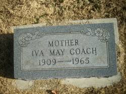 Iva May Armstrong Coach (1909-1965) - Find A Grave Memorial
