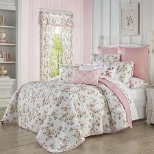 rosemary blush fl mini quilt set