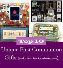 top 10 unique first munion gifts