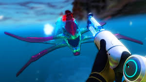 subnautica wallpapers video game hq