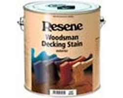Woodsman Decking Stain