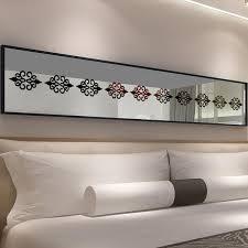 Acrylic Mirror Decal Wall Stickers Diy Home Art Decor Wish