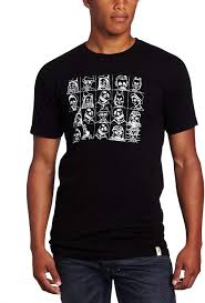 Amazon.com: Altamont Men's Ghoul Grid Short Sleeve T-Shirt, Black, Medium:  Clothing