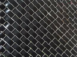 Privacy Fence Chain Link Weave 250ft Roll Black Ebay In 2020 Fence Weaving Chain Link Fence Fencing For Sale