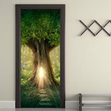 East Urban Home Fantasy Tree Wall Decal Reviews Wayfair