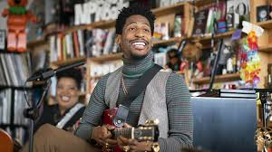 Video: Watch Jon Batiste Play The Tiny Desk : NPR