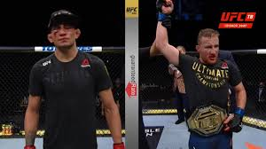 Джастин Гэтжи победил Тони Фергюсона на турнире UFC 249 | ИА Красная Весна