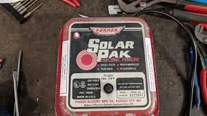 Parmak Electric Fencer Fence Charger Repair Reviews Facebook
