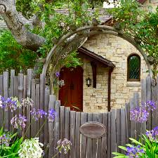 Through The Garden Gate Once Upon A Time Tales From Carmel By The Sea