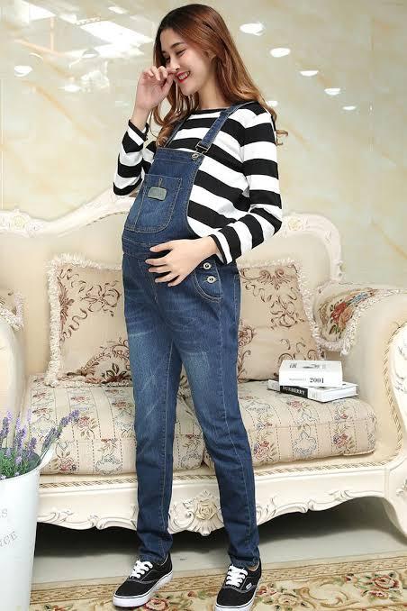 نتيجة بحث الصور عن Trousers for pregnant women