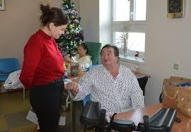 Pacienti v Nemocnici Šternberk o vánoční atmosféru nepřijdou | Nemocnice  AGEL Šternberk