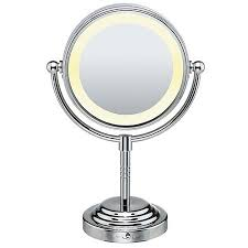 conair lighted cosmetic mirror