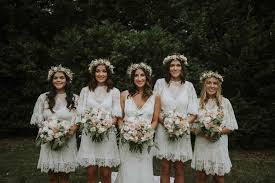 25 unique bridesmaid dresses from real