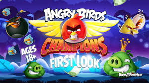 Angry Birds Champions' lets players fling pheasants for real money ...
