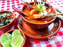 Mexican Seafood Soup Recipe (Caldo de ...