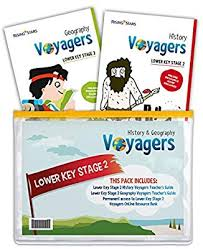 Amazon | Voyagers History and Geography Lower Key Stage 2 Pack (Voyages) |  Morris, Hilary, Scoffham, Stephen | Wales