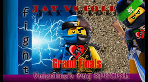 LEGO Ninjago Cole Vs Jay (VALENTINE'S DAY SPECIAL) GRAND FINALE! (Element  Tales) - YouTube