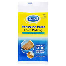 pressure point foam padding cushions