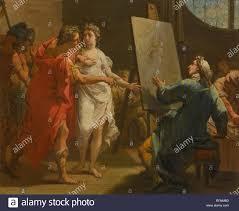 Gaetano Gandolfi SAN MATTEO DELLA DECIMA NEAR BOLOGNA 1734 - 1802 BOLOGNA  ALEXANDER AND DIOGENES; ALEXANDER PRESENTING CAMPASPE TO APELLES.jpg -  RFNM6D Stock Photo - Alamy