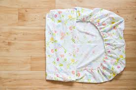 diy how to make a crib sheet project